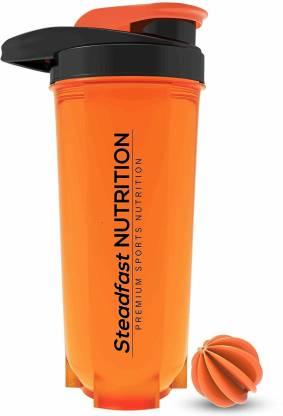 Steadfast Medishield Protein Shaker Blender Bottle with Blender Ball 700ml 700 ml Shaker
