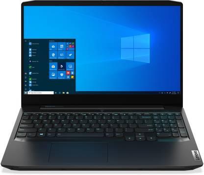 Lenovo Ideapad Gaming 3 Ryzen 7 Octa Core 4800H - (8 GB/1 TB HDD/256 GB SSD/Windows 10 Home/4 GB Graphics/NVIDIA Geforce GTX 1650 Ti/60 Hz) 15ARH05 Gaming Laptop