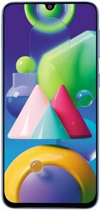 SAMSUNG Galaxy M21 (Iceberg Blue, 128 GB)