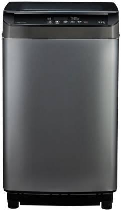 Voltas Beko 6.5 kg Fully Automatic Top Load Grey
