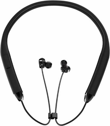 boAt Rockerz 325 with Heavy Bass Bluetooth Headset  (Black, In the Ear)