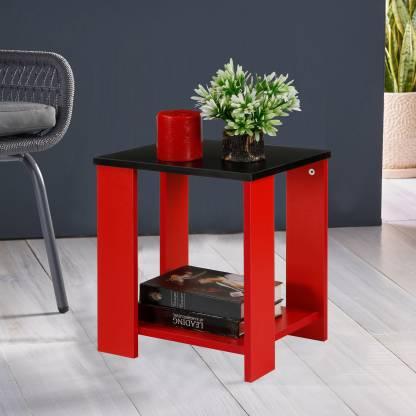 4Homez Meydan Engineered Wood Bedside Table