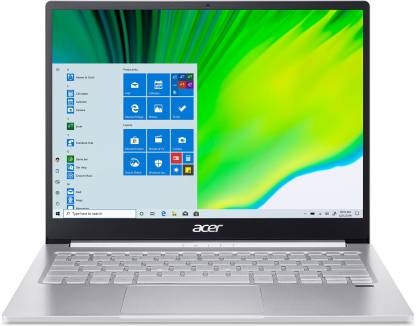 Acer Swift 3 Core i5 11th Gen – (8 GB/512 GB SSD/Windows 10 Home) SF313-53-532J Thin and Light Laptop