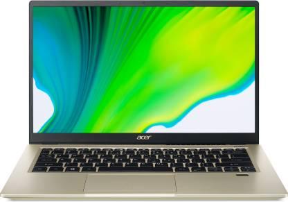 acer Swift 3 Core i5 11th Gen - (16 GB + 32 GB Optane/512 GB SSD/Windows 10 Home/4 GB Graphics) SF314-510G-57FW Thin and Light Laptop