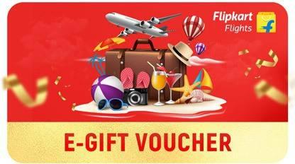 Flipkart Flights e-discount code (Email Only)