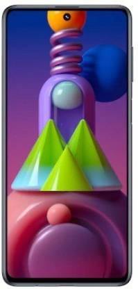 SAMSUNG Galaxy M51 (Celestial Black, 128 GB)