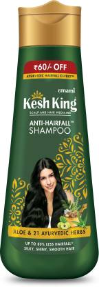 Kesh King Scalp and Hair Medicine Anti-hairfall Shampoo