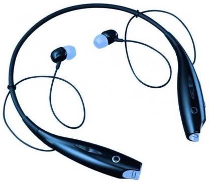 Oxhox HBS-730 Sports Stereo Headphone Bluetooth Headset(Black, In the Ear)