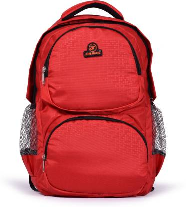 Large 35 L Laptop Backpack STRENGTH(Red)