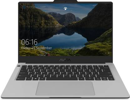 Avita Liber V14 Ryzen 5 Quad Core 3500U - (8 GB/512 GB SSD/Windows 10 Home) NS14A8INV562-SSA Thin and Light Laptop