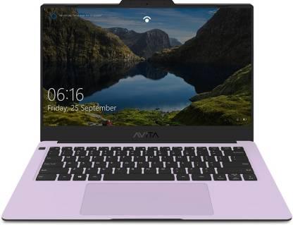 Avita Liber V14 Ryzen 5 Quad Core 3500U - (8 GB/512 GB SSD/Windows 10 Home) NS14A8INV562-SLA Thin and Light Laptop