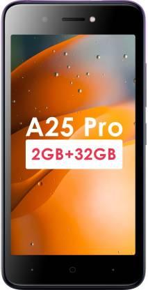 Itel A25 Pro (Gradation Purple, 32 GB)