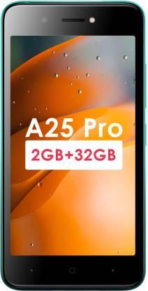 Itel A25 Pro (Gradation Green, 32 GB)