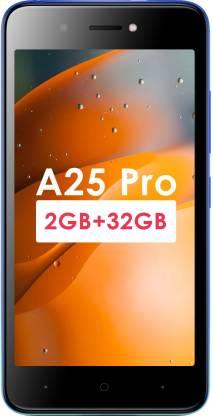 Itel A25 Pro (Gradation Blue, 32 GB)