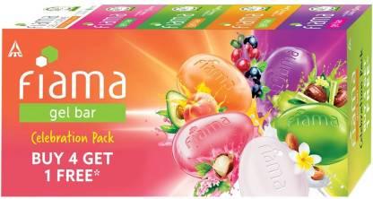 FIAMA Gel bar Celebration Pack
