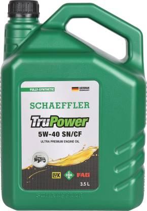Schaeffler TruPower LE5W40SNCFL3.5 Schaeffler TruPower 5W-40 SN/CF Engine Oil (3.5L) Full-Synthetic Engine Oil