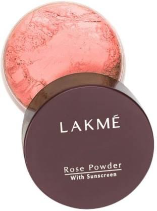 Lakmé Rose Face Powder Compact