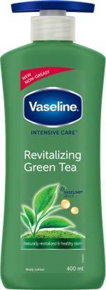 Vaseline Revitalizing Green Tea Body Lotion