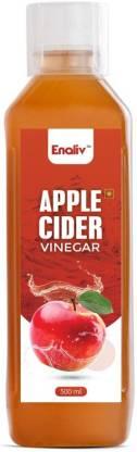 Enaliv Premium Raw & Undiluted Apple Cider Vinegar for Weight Loss Vinegar
