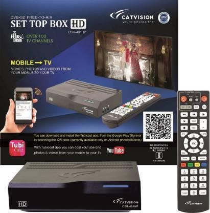 Catvision CSR-401HP WIFI Media Streaming Device