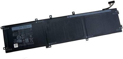 TravisLappy Laptop Battery For XPS 15 9550 9560 Precision 5510 5520 RRCGW M7R96 62MJV 6 Cell Laptop Battery