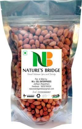 Nature's Bridge Peanut (Whole)