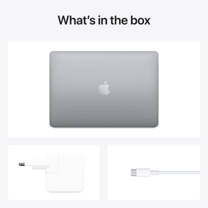 Apple MacBook Pro M1 - (8 GB/512 GB SSD/Mac OS Big Sur) MYD92HN/A (13.3 inch, Space Grey, 1.4 kg) kida.in