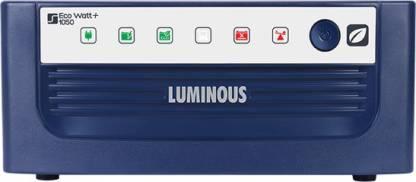 LUMINOUS ECO WATT+ 1050 Eco Watt +1050 Square Wave Inverter