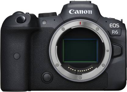 Canon Full Frame Mirrorless EOS R6 Mirrorless Camera Body