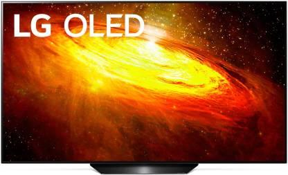 LG 139 cm (55 inch) OLED Ultra HD (4K) Smart TV