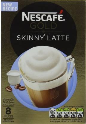 Nescafe Gold Skinny Latte 156g Filter Coffee