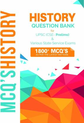 Complete History MCQ UPSC & Other Competitive Exams Questions & Answers