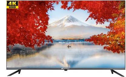 Sansui 109 cm (43 inch) Ultra HD (4K) LED Smart Android TV