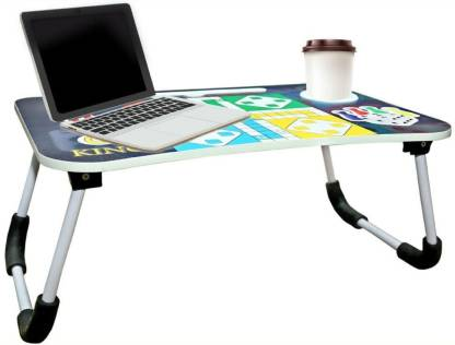 RELAC LUDO GAMING TABLE Wood Portable Laptop Table