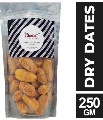 Bharat Dried Dates ( Yellow Choara ) Dry Dates