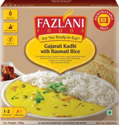 FAZLANI FOODS Ready to Eat Gujarati Kadhi (1 Pack-250gms) 300 g