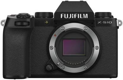 FUJIFILM X Series X-S10 Mirrorless Camera Body Only
