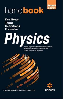Handbook for Physics For JEE &NEET