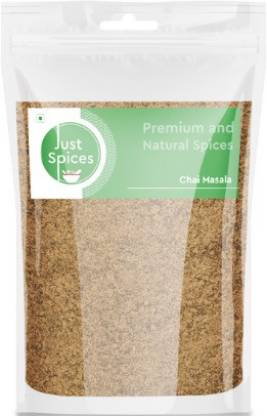 justspices Premium Chai Masala Home Made Style (Indian Tea Masala) 100% Pure & Natural Ingerdients
