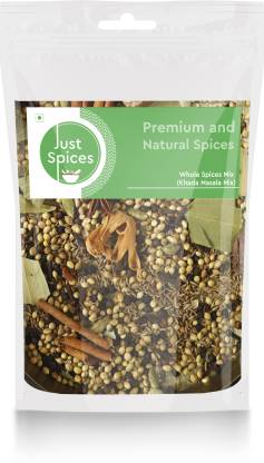 justspices Premium Whole Spice Mix (Sabut Garam Masala) 100% Pure and Natural Spices