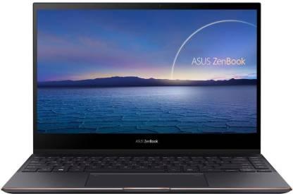 ASUS ZenBook Flip S OLED Core i7 11th Gen Intel EVO - (16 GB/1 TB SSD/Windows 10 Home) UX371EA-HL701TS Thin and Light Laptop