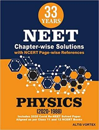 33 Years NEET Chapterwise solutions- Physics