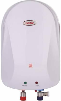 Hotstar 3 L Instant Water Geyser (Eddy, White)