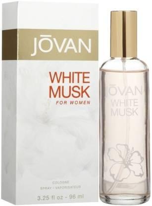 Jovan White Musk Eau de Cologne  -  96 ml