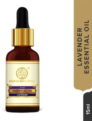 KHADI NATURAL Lavender Essential Oil 1