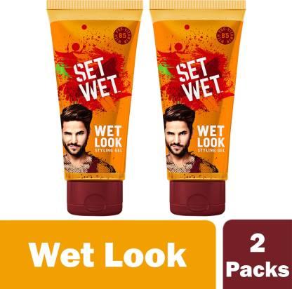 SET WET Wet Look Hair Gel
