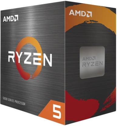 amd Ryzen 5 5600X 3.7 GHz Upto 4.6 GHz AM4 Socket 6 Cores 12 Threads Desktop Processor