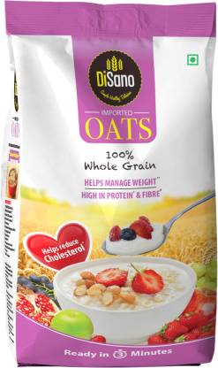 DiSano Oats, High in Protein & Fibre