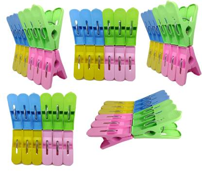 10cr Plastic Cloth Clips