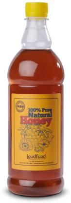 Loudfood Natural Honey